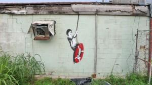 Граффити Роберта Бэнкса