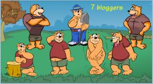 7 медведей