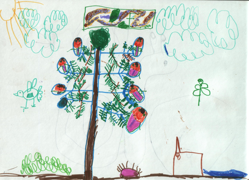 Семь детей одного Древо-блога