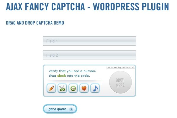 ajax-fancy-captcha