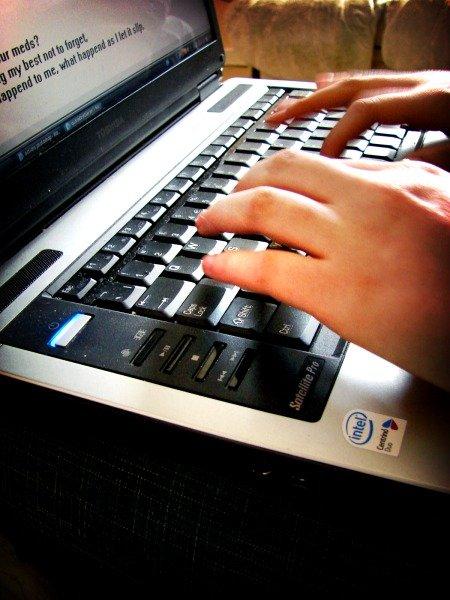 Пишем в блог